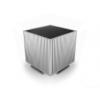Streacom DB4 Fanless Cube ház - ezüst