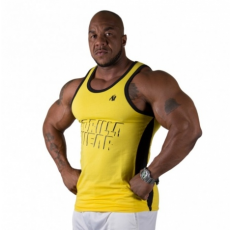 STRETCH TANK TOP (YELLOW) [2XL/3XL]