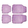 SUMEX Rózsaszín metál gumiszőnyeg