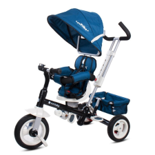 SUN BABY SuperTrike+ 360° tricikli - Kék tricikli