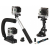 Sunpak Action Camera Accessory Kit 5 GoPro tartozékszett (5db-os)