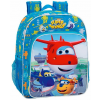 Super Wings Iskolatáska, táska Super Wings 38 cm