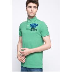 Superdry - Poló - zöld
