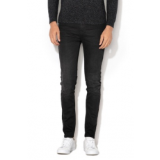 Superdry , Travis skinny fit farmernadrág, Fekete, 33 (SD0APM70002ER0000000-VF1-33)