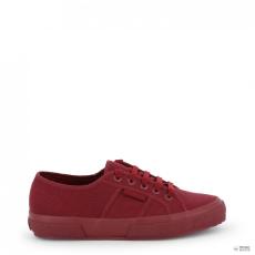 Superga női edzőcipő edző cipő 2750-COTU-klasszikus_S000010-F52_DK-BORDEAUX
