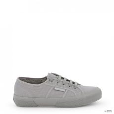 Superga női edzőcipő edző cipő 2750-COTU-klasszikus_S000010-F88_szürke-DKSAGE