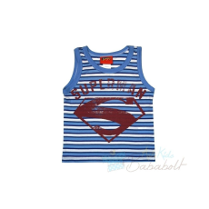 Superman gyerek ujjatlan póló