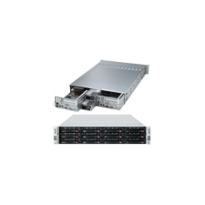 Supermicro SZTS SUPERMICRO - Super Server - Intel - 2U - SYS-6027TR-D71QRF szerver