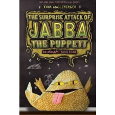 Surprise Attack of Jabba the Puppet – Tom Angleberger idegen nyelvű könyv