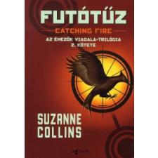Suzanne Collins FUTÓTŰZ - AZ ÉHEZŐK VIADALA II. regény