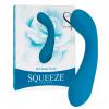 Swan SWAN Curve - akkus, vízálló G-pont vibrátor (kék)