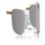 Sweex Hordozható Külső Akkumlátor 5200 mAh USB Szürke