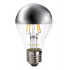 Sylvania ToLEDo Retro CS bulb 4-39W E27 827 A60 SILVERED CROWN