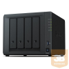 Synology NAS DS418 (4 HDD), 4x, 3,5'' or 2,5'', SATA, 2xGLAN, 2xUSB 3.0