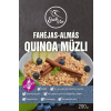 Szafi Fitt Kft. Fahéjas-almás quinoa müzli 200g Szafi Free