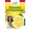 Szafi Fitt Szafi fitt étkezési citromsav 500g