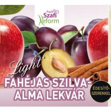 SZAFI Szafi Reform fahéjas szilva-alma lekvár 350 g konzerv