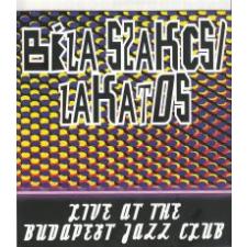 . Szakcsi Lakatos Béla - Live At The Budapest Jazz Club (Cd) kortárs