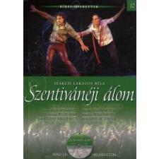 Szakcsi Lakatos Béla Szentivánéji álom (CD melléklettel) művészet