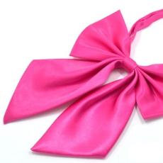 Szatén nõi csokornyakkendõ - Pink