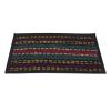 . Szennyfogó szőnyeg, 60x35 cm, kókusz