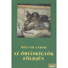 Szépirodalmi Az óriáskígyók földjén (1979) horgászkiegészítő