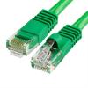 Szerelt patch kábel S/FTP Cat6 0,5 m LS0H ZÖLD