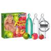 Szexi gyümölcsök óvszer (24db)