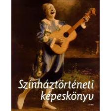 SZÍNHÁZTÖRTÉNETI KÉPESKÖNYV művészet