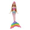 Szivárványsellő Barbie