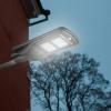Szolár napelemes led lámpa, utcai világítás 60W
