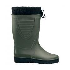 Szőrmés gumicsizma, 44-es (9GAN95844) munkavédelmi cipő