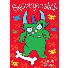 - Szörnyecskék gyermek- és ifjúsági könyv
