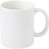 Szublimációs porcelán bögre, 325 ml, fehér