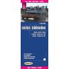 Szudán és Dél-Szudán térkép - Reise Know-How