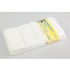 T-tomi Bambusz textilpelenka, fehér  - 3 db