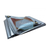 Takaróponyva - 2X4 M (210g/m2)