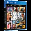 Take2 Grand Theft Auto V - Premium Edition (PlayStation 4)