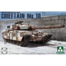 Takom British Main Battle Tank Chieftain Mk.10 tank harcjármű makett Takom 2028 makett figura