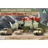 Takom Landkreuzer P1000 Ratte(Proto Type)&Panzer Maus tank harcjármű makett Takom 3001