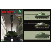 Takom Soviet Heavy Tank Object 279 3in1 tank makett 2001