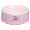 Tál Kerámia Dog Princess 1l/20cm Pink