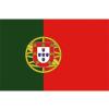 Talamex Flag Portugal 20x30 cm