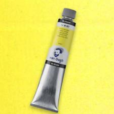 Talens Van Gogh olajfesték, 200 ml - 267, azo yellow lemon hobbifesték