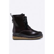 Tamaris - Magasszárú cipő - gesztenyebarna - 1052713-gesztenyebarna