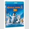 Táncoló talpak 2. 3D Blu-ray+Blu-ray