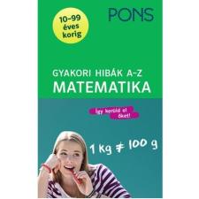 Tanja Reimbold; Muskovits István - GYAKORI HIBÁK A-Z   - MATEMATIKA (PONS) ajándékkönyv