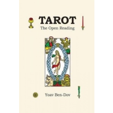Tarot - The Open Reading – Yoav Ben-Dov idegen nyelvű könyv