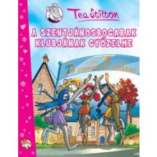 Tea Stilton A SZENTJÁNOSBOGARAK KLUBJÁNAK GYŐZELME - KÉPREGÉNY szórakozás