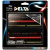 Team Group Delta Series Red LED, DDR4-3000, CL16 - 8 GB Kit /TDTRD48G3000HC16ADC01/